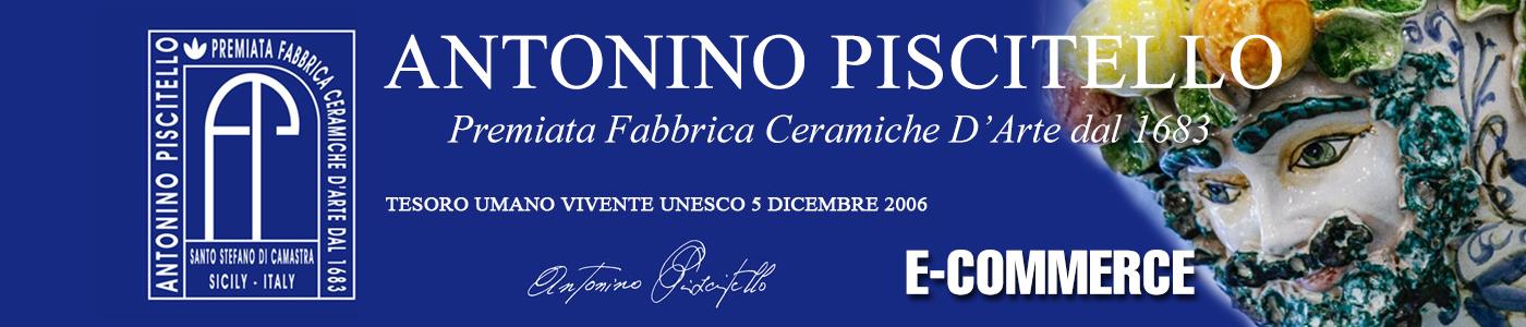 Ceramiche Italiane | Ceramiche Artistiche Italiane | Ceramiche Siciliane | Piscitello Antonino | Ceramica Artistica Siciliana | Ceramiche Artistiche | Ceramiche Santo Stefano di Camastra